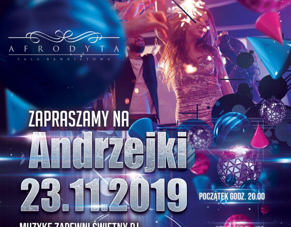 Andrzejki 2019 Afrodyta